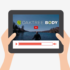 Martin Perras and Oaktree Body Videos
