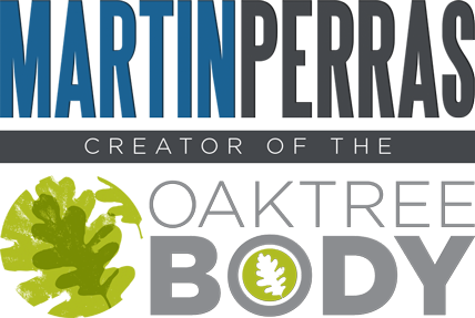 Martin Perras creator of the Oaktree Body